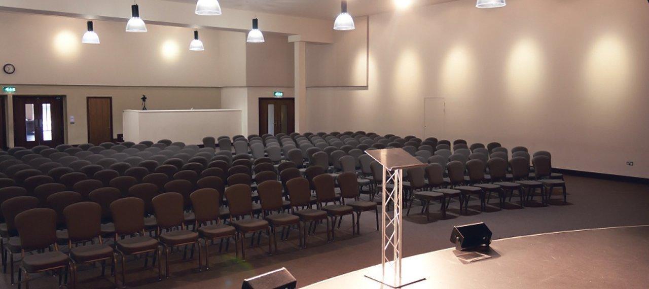 seminar centre