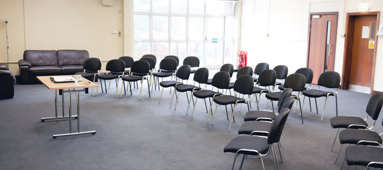 smaller-sized conference centre