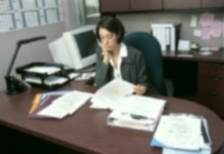 scrivania studio legale