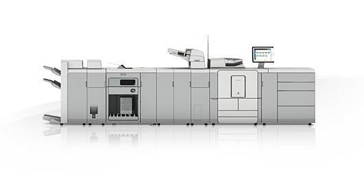 Stampanti digitali in bianco e nero
