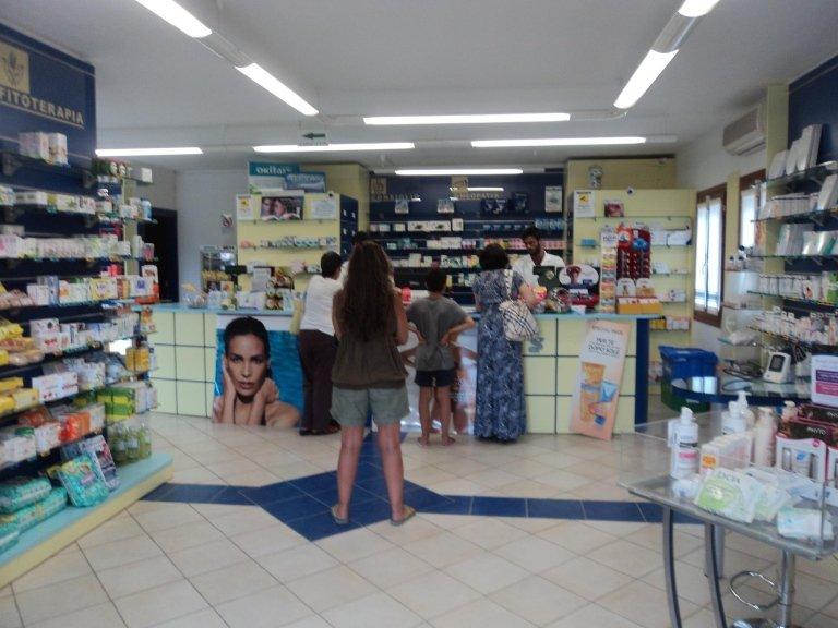 Pharmacy in San Teodoro