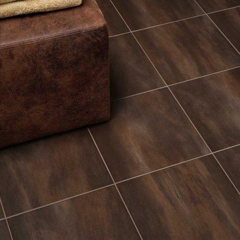 Dettaglio pavimento bagno in Grès Porcellanato