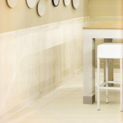 Pavimento Grès Porcellanato Ariana Rovere in cucina