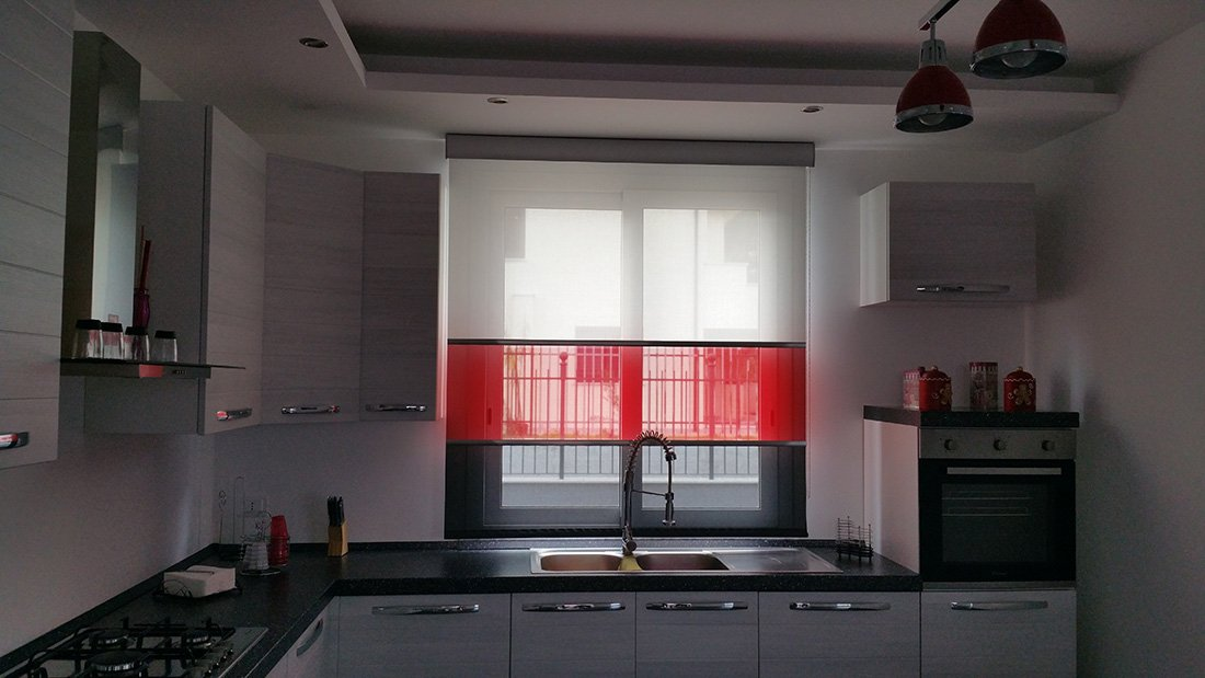 cucina moderna interni