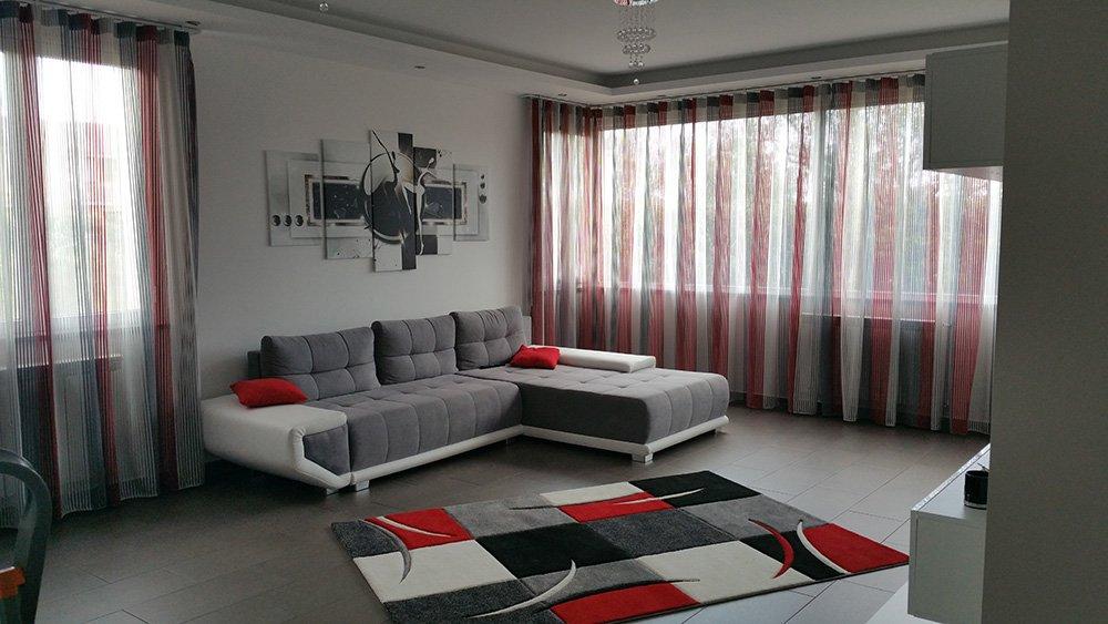 bel soggiorno interno
