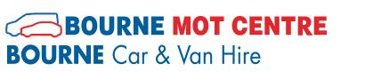 Bourne MOT Centre logo