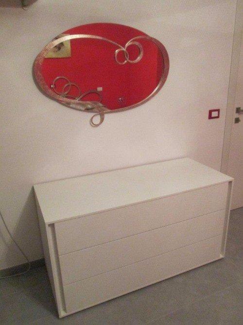 cassettiera semplice moderna da camera da letto