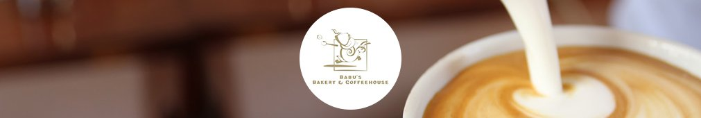 Babu's Bakery & Coffee House