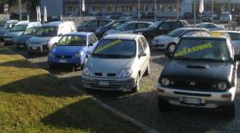 commercio auto usate