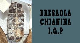 Bresaola Chianina I.G.P