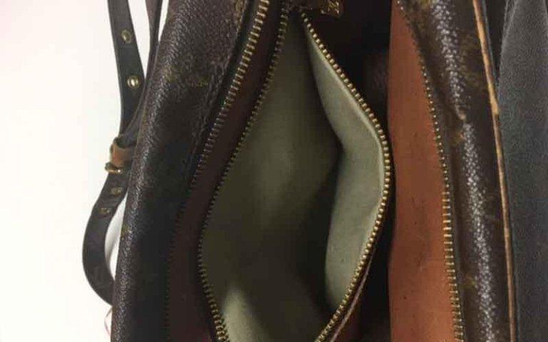 riparazione interni borse
