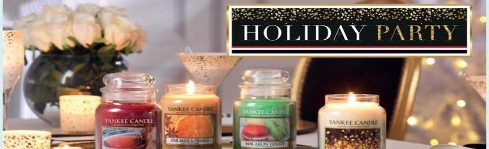 vendita yankee candle