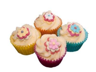 saponi a forma di cupcake