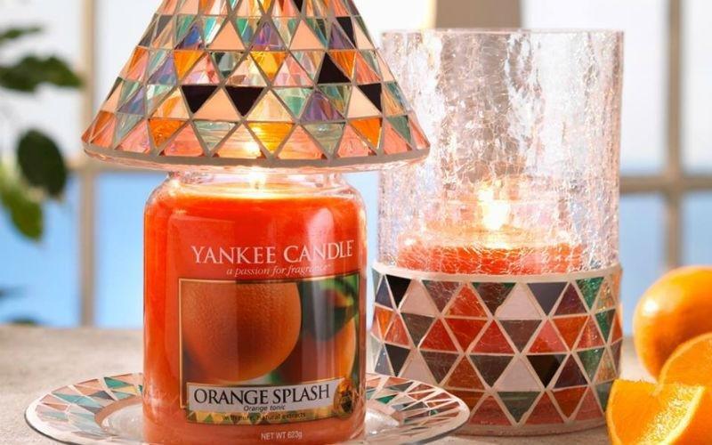 Yankee Candle arancia
