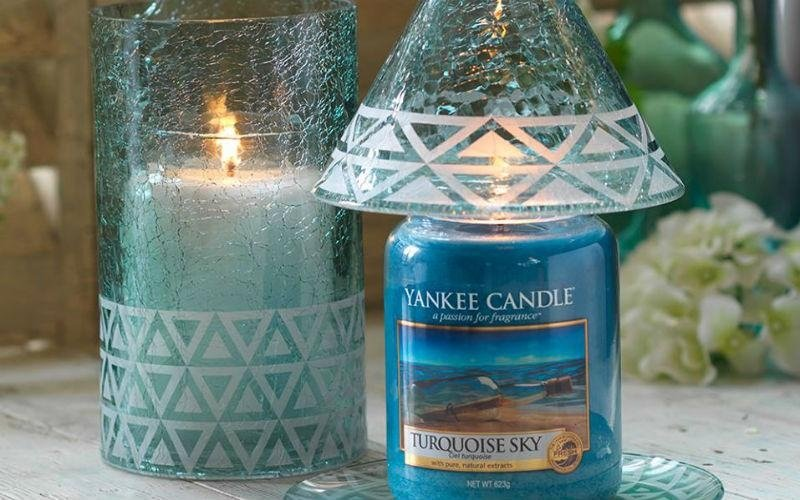 Yankee Candle Turquise Sky