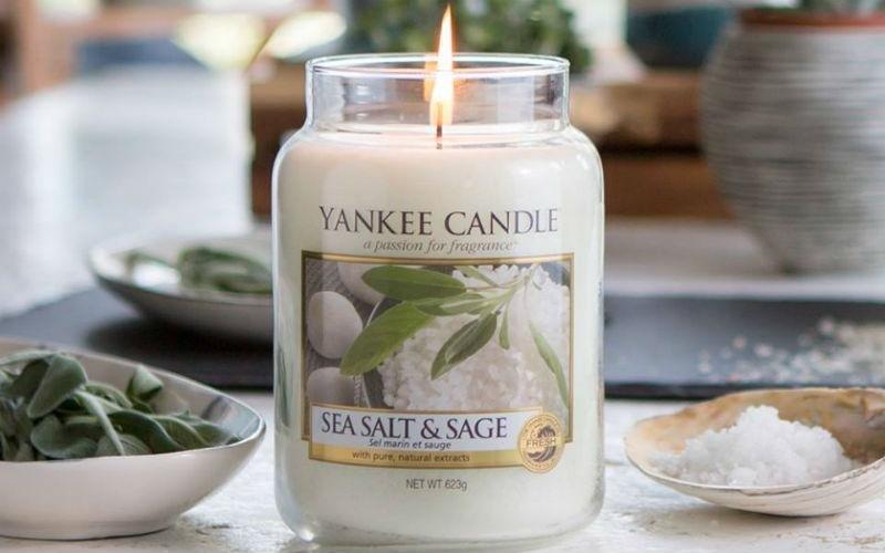 Yankee Candle Sale e Salvia