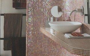 mosaico per rivestimento