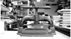 Rilegatura tesi, Applicazione spirali metalliche, Applicazione spirali metalliche con gancio