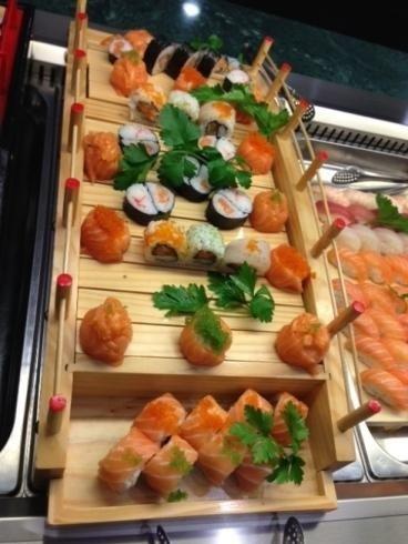 mangiare cucina asiatica
