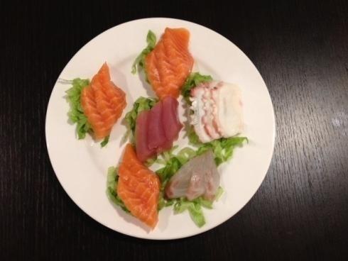 piatto sushi