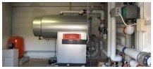 impianti per la produzione di acqua calda