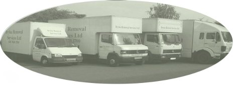 Domestic removal - London - Brylee Removals - Brylee