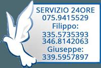 Servizi funebri h 24