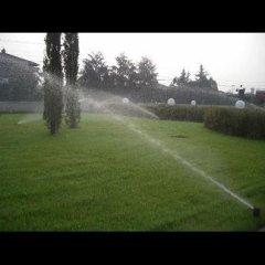 impianti idrici giardino