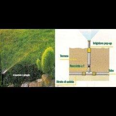 irrigazione seppellita