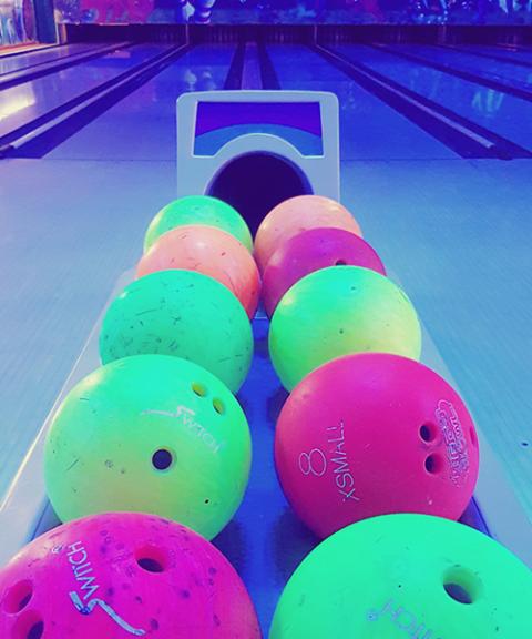 partite bowling