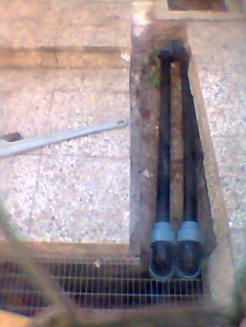 Tubazioni per impianti di sollevamento fognature