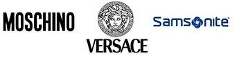Moschino Versace Samsonite