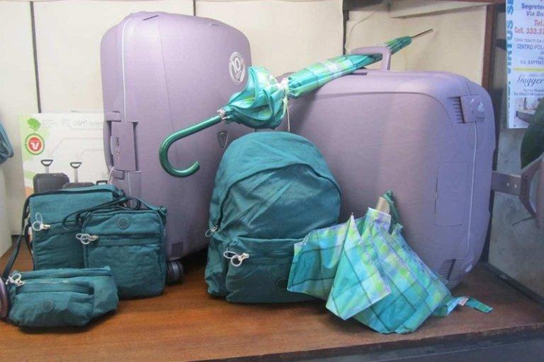 valigie e zaini