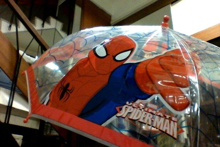 linea bimbi spiderman