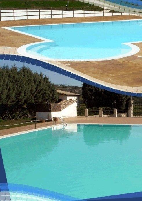 vasta gamma di piscine