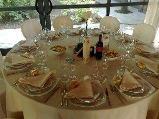 Organizzazione buffet matrimoni
