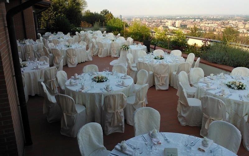 Allestimento catering eventi