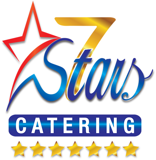 Seven stars catering logo