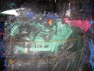ritiro materie plastiche