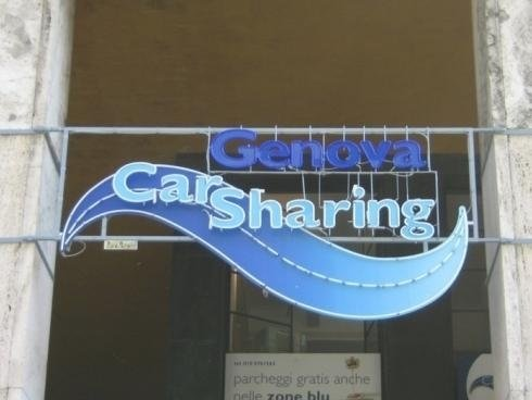 Genova Car Sharing Tel