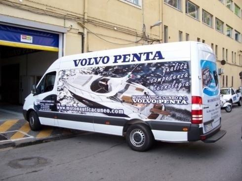 veicoli Volvo Penta