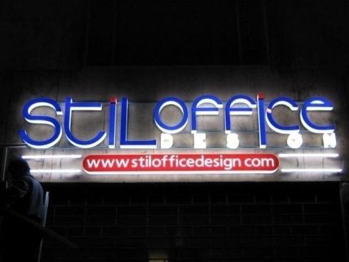 Lettere Scatolate Luminose Mono StillOffice