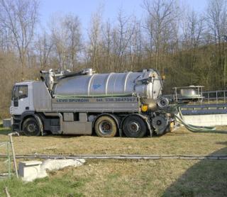 depurazione delle acque, pulizia di pozzetti, spurgo fognature