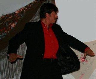 Insegnante di flamenco