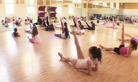 accademia di danza area 111