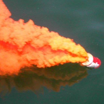 attività dimostrativa sulla sicurezza in mare