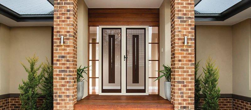 Durable security doors in C&belltown & Security Doors | Campbelltown | Campbelltown Blinds u0026 Awnings Centre