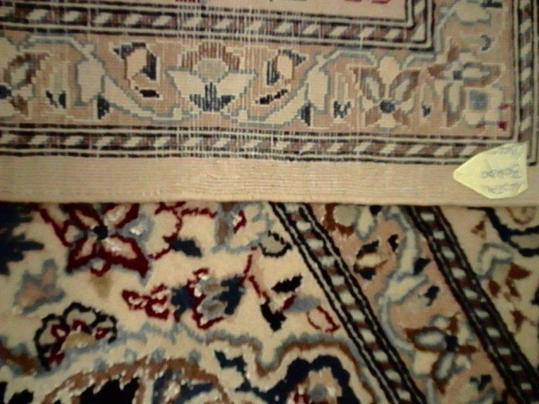 tappeto visto da vicino
