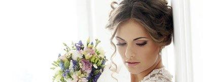 acconciatura per sposa su misura