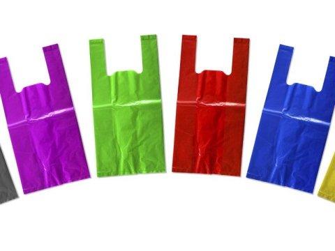 Production of custom plastic bags